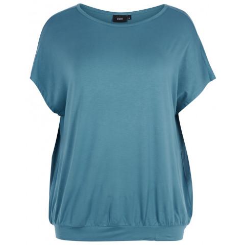 Blå tshirt